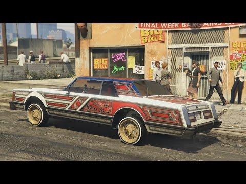 GTA 5 - Albany Virgo Classic Lowrider Customization / Editor  [HUN][#40]