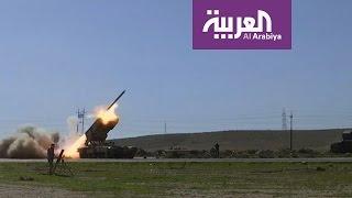 القوات العراقية تقتحم حيين في ساحل الموصل الأيمن
