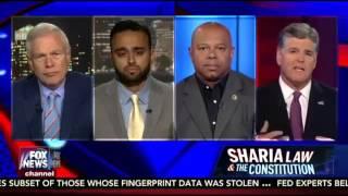Fox News: Sean Hannity talks to Harris Zafar of Ahmadiyya Muslim Community about Sharia Law