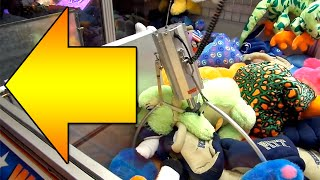 go left journey to the claw machine​​​