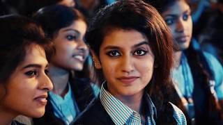 Who is Priya Prakash Warrior | Wiki | Why she is Viral | Romantic Love Eyes Video Manikya Malaraya