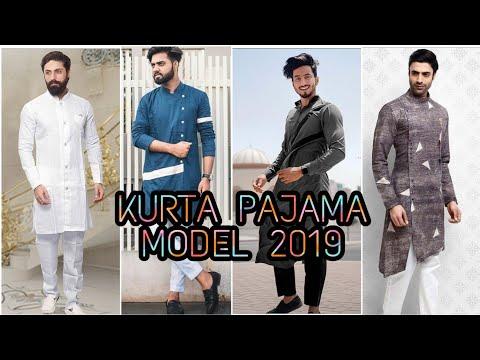 KURTA PAJAMA MODEL 2019 || KURTA PAJAMA MEN'S NEW FASHION || INDIAN FASHION 2019 || VideoStarHD