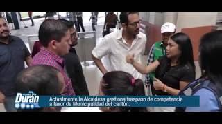 Terminal Terrestre de Durán en proceso de competencia municipal