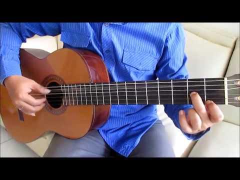 Belajar Kunci Gitar TRIAD Selir Hati Intro