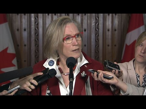 Carolyn Bennett speaks out about sexism on Parliament Hill