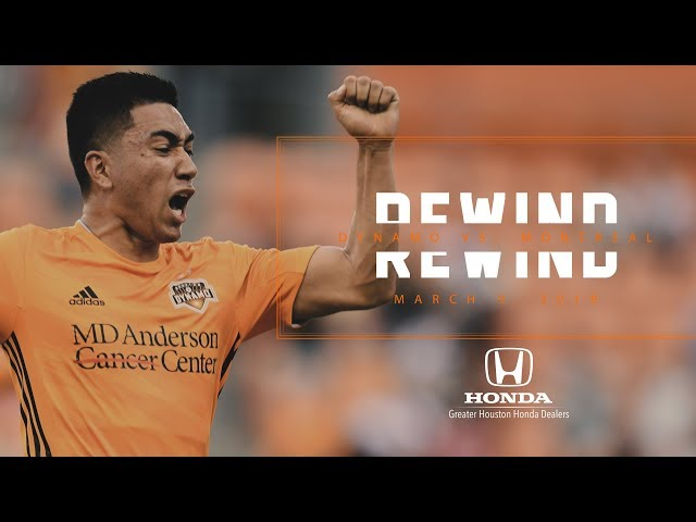 Start with a BANG | Dynamo Rewind