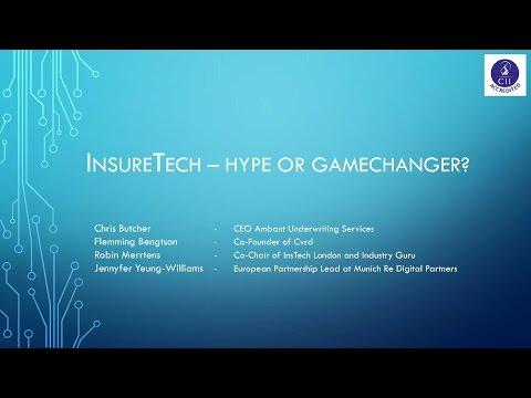 InsureTech - hype or gamechanger?