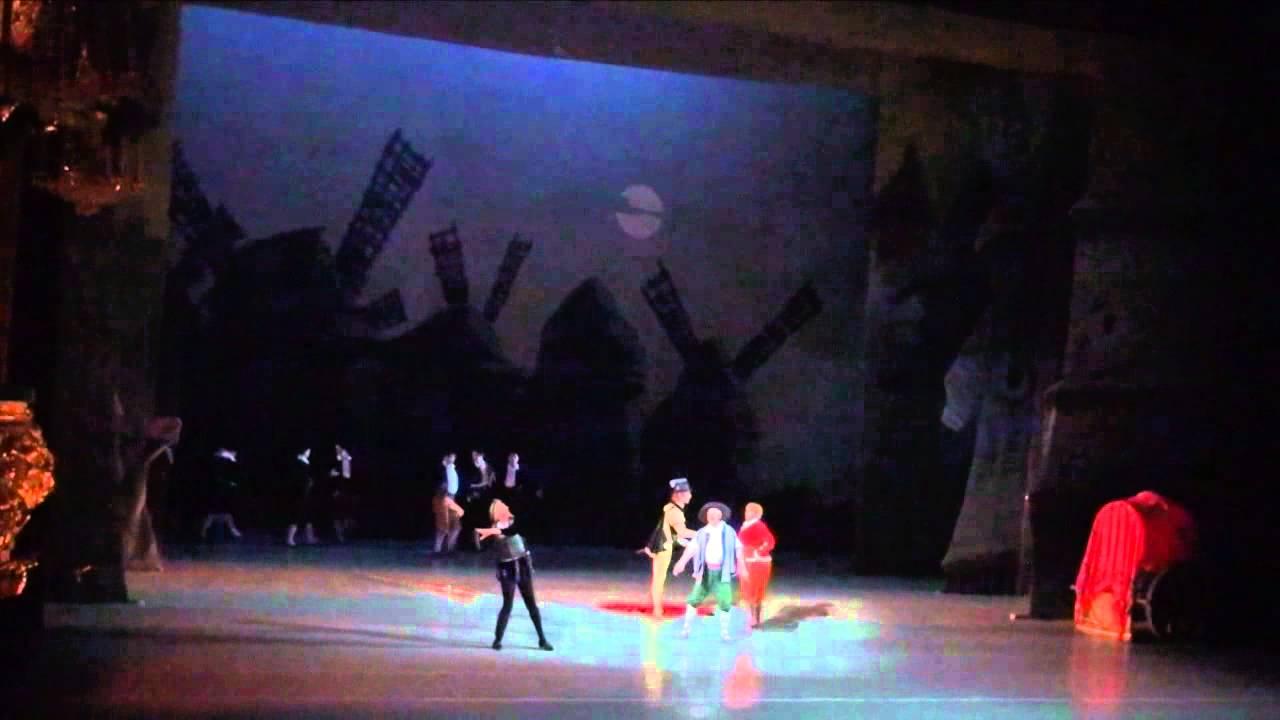 Балет Дон Кихот Мариинский Театр