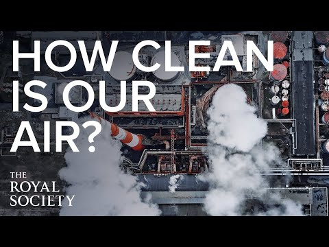 Fresh ideas for tackling air pollution | The Royal Society