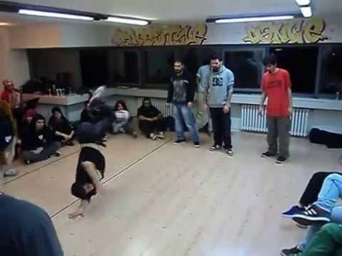 sincap solo ankara freestyle dans okulu jam