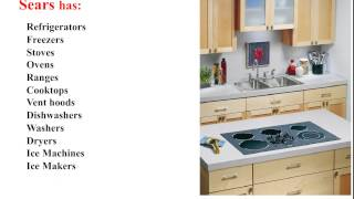 Sears Appliance Repair Los Angeles