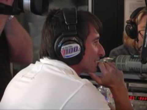 Q100 Atlanta - The Bert Show - Enrique - Pt 1