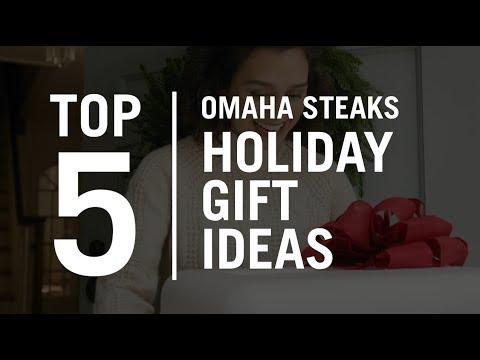 Omaha Steaks Holiday Gift Guide For Steak Lovers