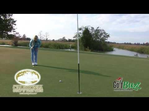 Caledonia Golf And Fish Club Signature Hole Tour With Blair O'Neal