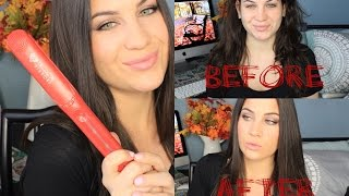 Review & Demo: My Favorite Hair Straightener! Thumbnail