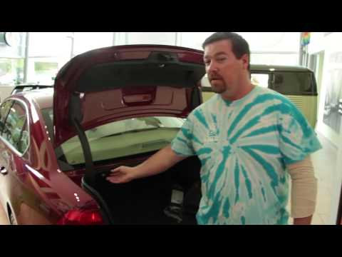 How to Fold Your Seats Down - Volkswagen