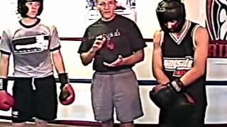 уроки бокса-Джон Браун диск-5