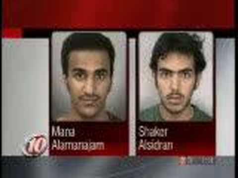 saudi students in the USA jail....hahah