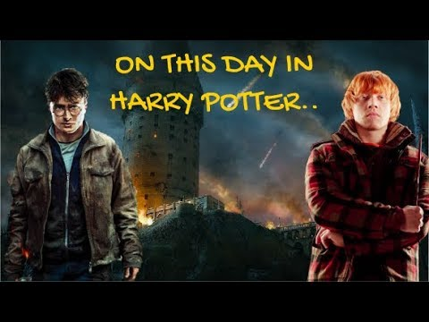 On This Day In Harry Potter
