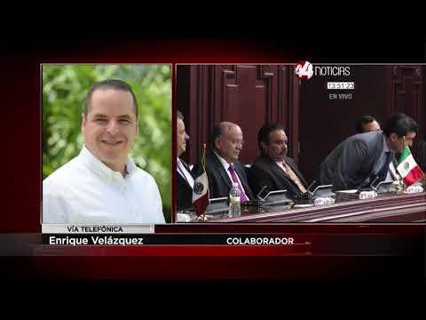 ley-orgánica-del-poder-judicial:-enrique-velázquez