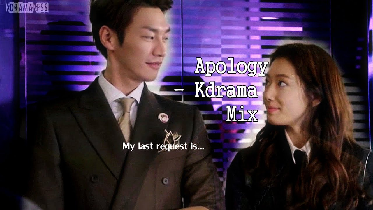 Unrequited love - Sorry - Kdrama mix - Second leads [ACT] Round 1