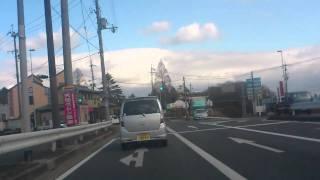 [車載] 阪奈道路  R170-宝来IC(奈良)