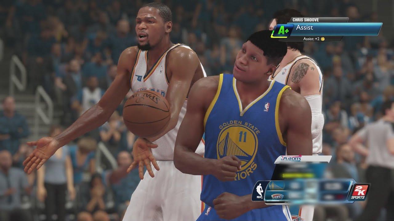 NBA 2K14 My Career - Copeland's Crossover! S2SFG4 PS4 - YouTube