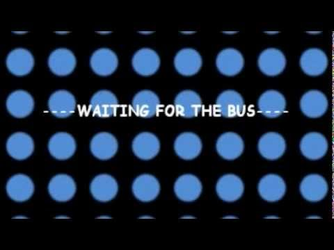 WAITING FOR THE BUS - lyrics w/ guitar chords