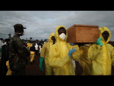 Sierra Leone buries its dead