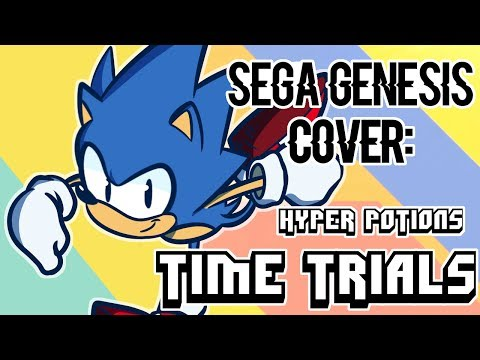 ~Time Trials~ | Hyper Potions Cover