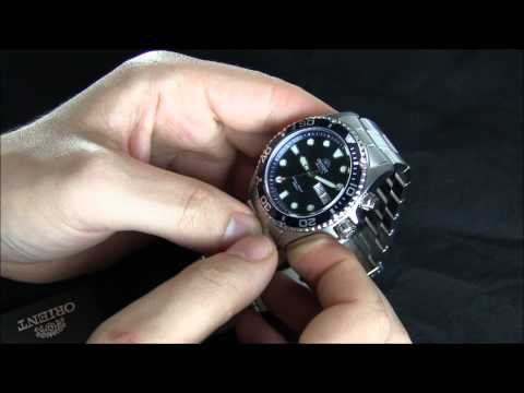 Orient Ray Dive Watch Review | aBlogtoWatch