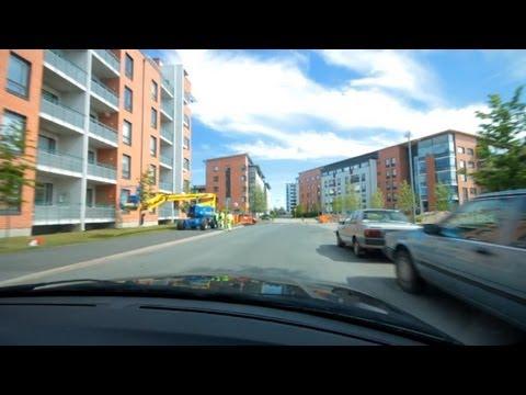 Road trip - Finland, Oulu