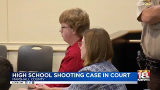 High School Shooting Case in Court