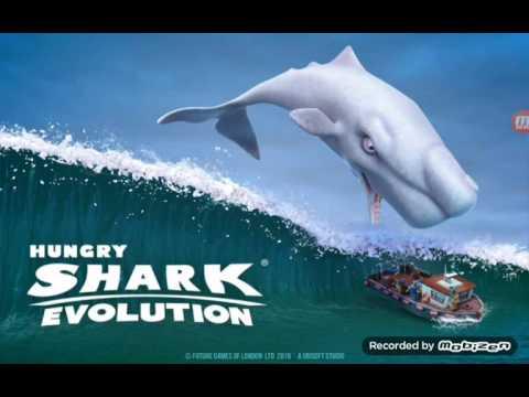 Самые большие Акулы HUNGRY SHARK EVOLUTION #1