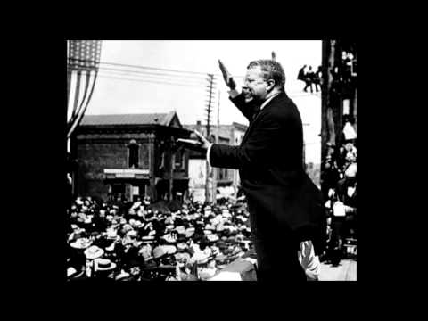 Theodore Roosevelt Speech - Social and Industrial Justice