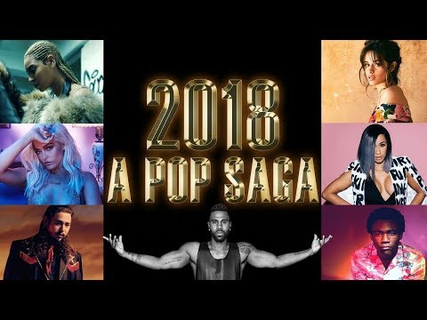 2018 Megamashup: A Pop Saga  (Happy Cat Disco)