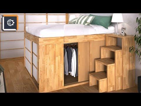 шкафы для маленьких комнат
