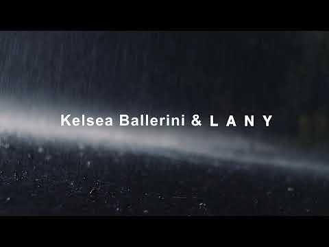 Kelsea Ballerini & LANY - I Quit Drinking (Official Lyric Video)