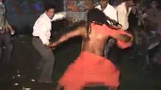 Funny dance by pandit