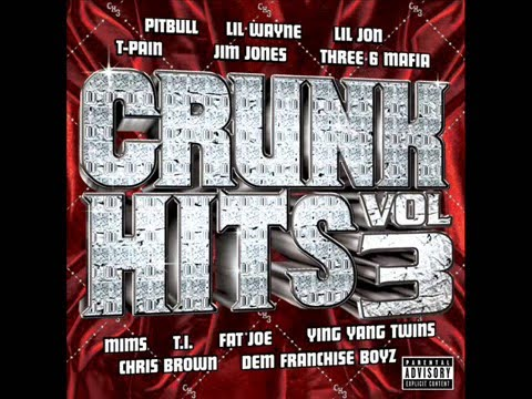 Crunk Hits Vol. 3 (Snippet) European Version - Out Now