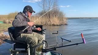 Прилбичі, ловимо різну рибу різними вудочками