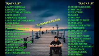 "DJ BREAKBEAT GOLDEN CROWN/4PLAY DUGEM TERBARU 2018 BY DJ HANSEN PHANG"" VOL.3"