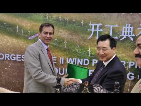 Famz photography Present CHINA THREE GORGES CORPORATION (GROUND BREAKING CEREMONY OF NEW PROJECT)