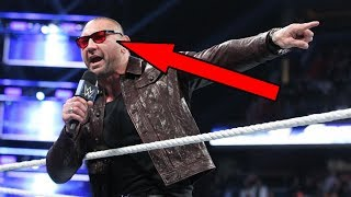 smackdown 1000 batista returns