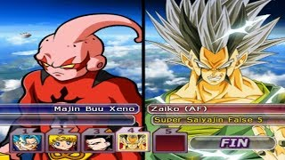 DRAGON BALL Z BUDOKAI TENKAICHI 3 VERSION LATINO FINAL GAMEPLAY LOTERIA 128