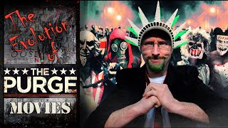 The Evolution of The Purge Movies - Nostalgia Critic