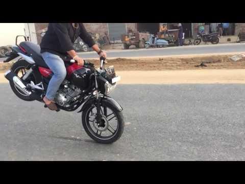 Desi stunt on Vikrant 150