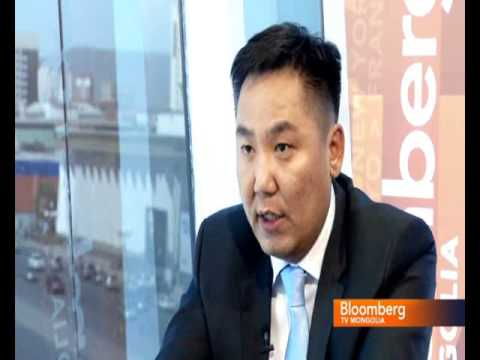 Battulga.N, CEO of ITZone LLC, interviewed at Bloomberg TV Mongolia
