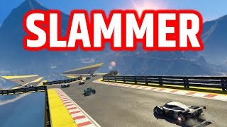 GTA 5 DLC - CUNNING STUNTS GAMEPLAY ( GTA 5 FUNNY MOMENTS )