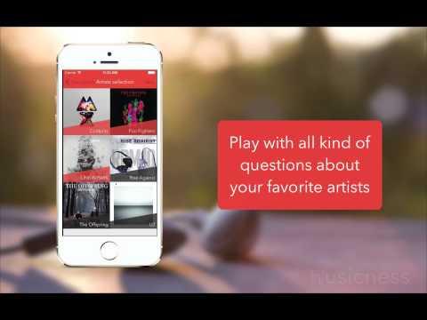 Musicness, un trivial musical español en tu iPhone
